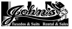 John's Tuxedos Logo