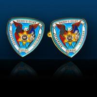 Parish Sheriffs Office Cufflinks