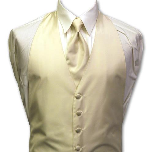 Ivory Fusion Vest