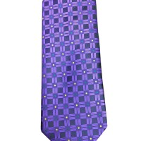 Mardi Gras Square Suit Tie