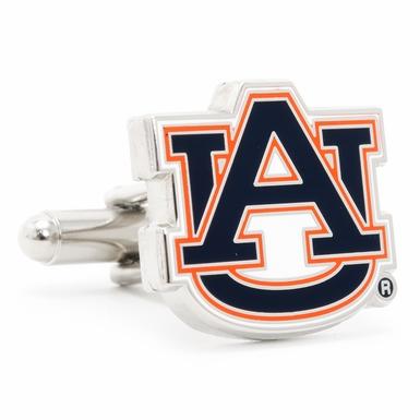 Auburn University Tigers Cufflinks