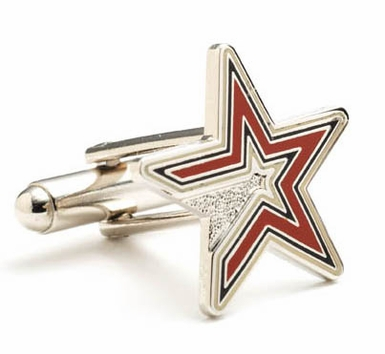Houston Astros Cufflinks
