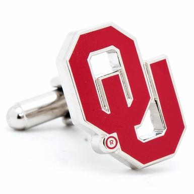 Oklahoma University Sooners Cufflinks