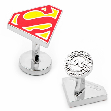 Superman Cufflinks