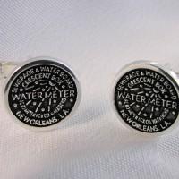 Watermeter Cufflinks