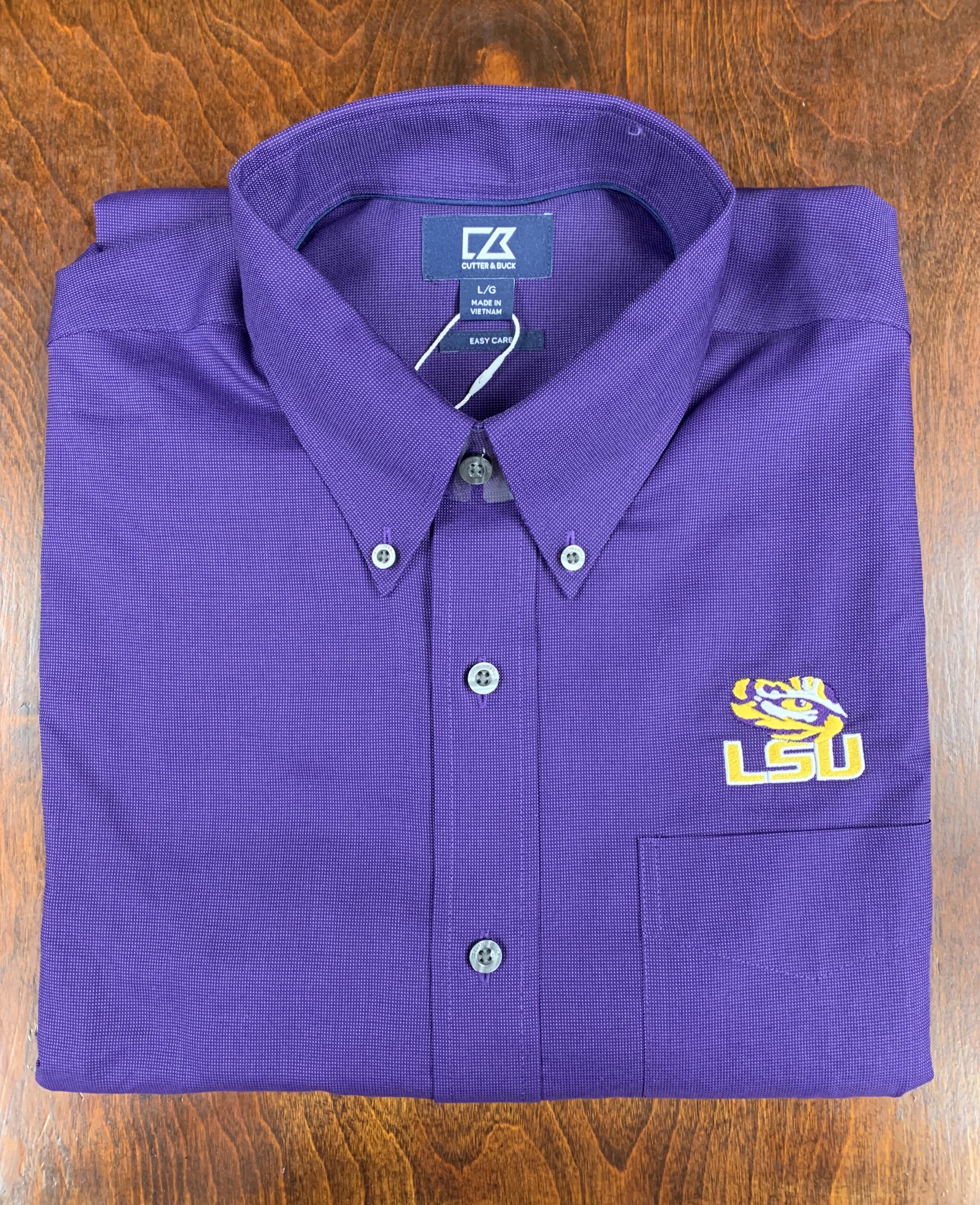 Purple LSU Long Sleeve
