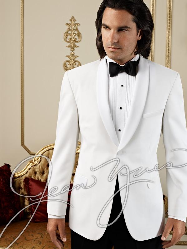 white dinner jacket johns tuxedo