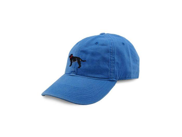 Black Lab Royal Blue