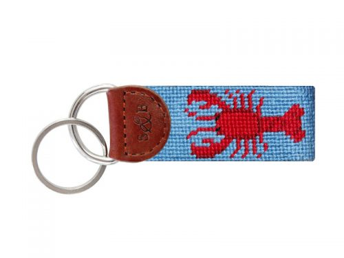 Crawfish Key Fob