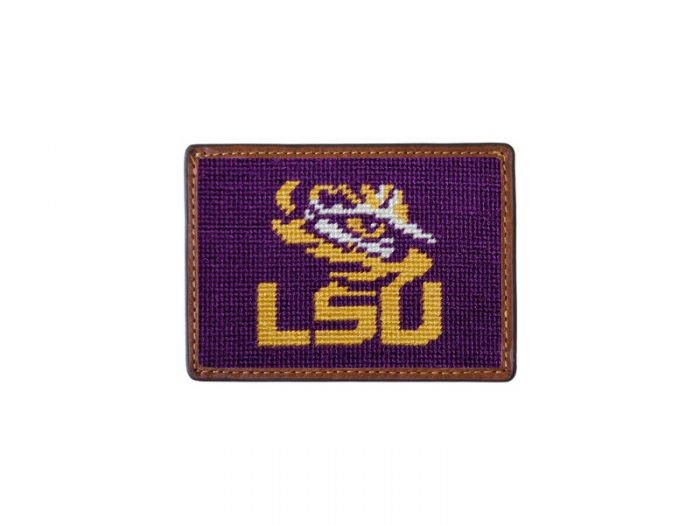 Smathers & Branson LSU Card Wallet