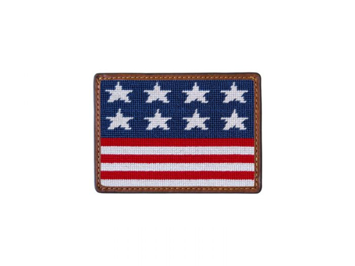 Smathers & Branson Old Glory Card Wallet