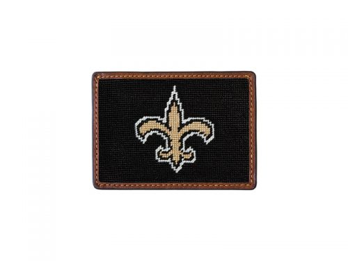 Smathers & Branson Saints Card Wallet