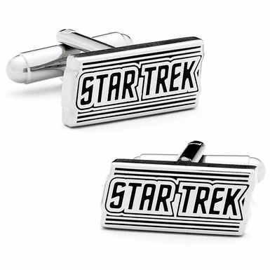 Star Trek Logo Cufflinks