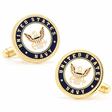 US Navy Cufflinks