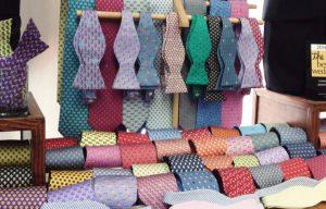 Seersucker Ties - John's Tuxedo