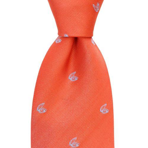 Gulf Oyster Woven Etouffee Orange