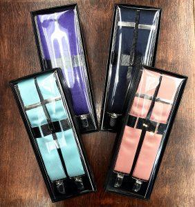 Suspenders - Tuxedo Accessories