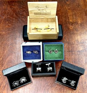 Cufflinks Tuxedo Accessories and Groomsmen Gifts
