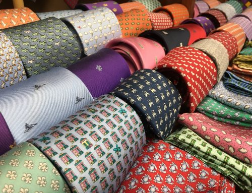 Large Selection of Neckties in stock!