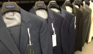 Buy a suit or tux for any black-tie occasion