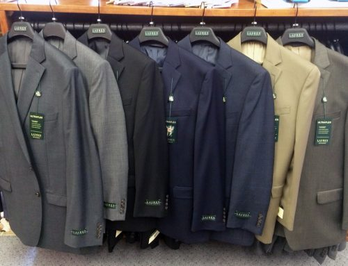 We Sell Suits!