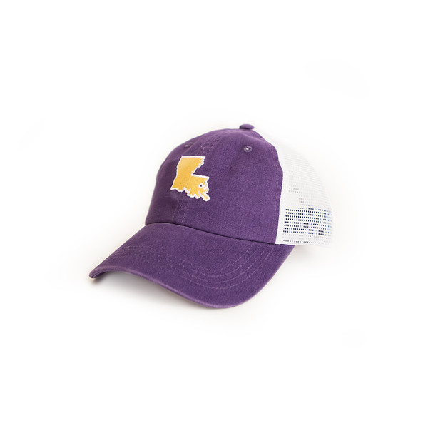 Louisana Baton Rouge Trucker Hat