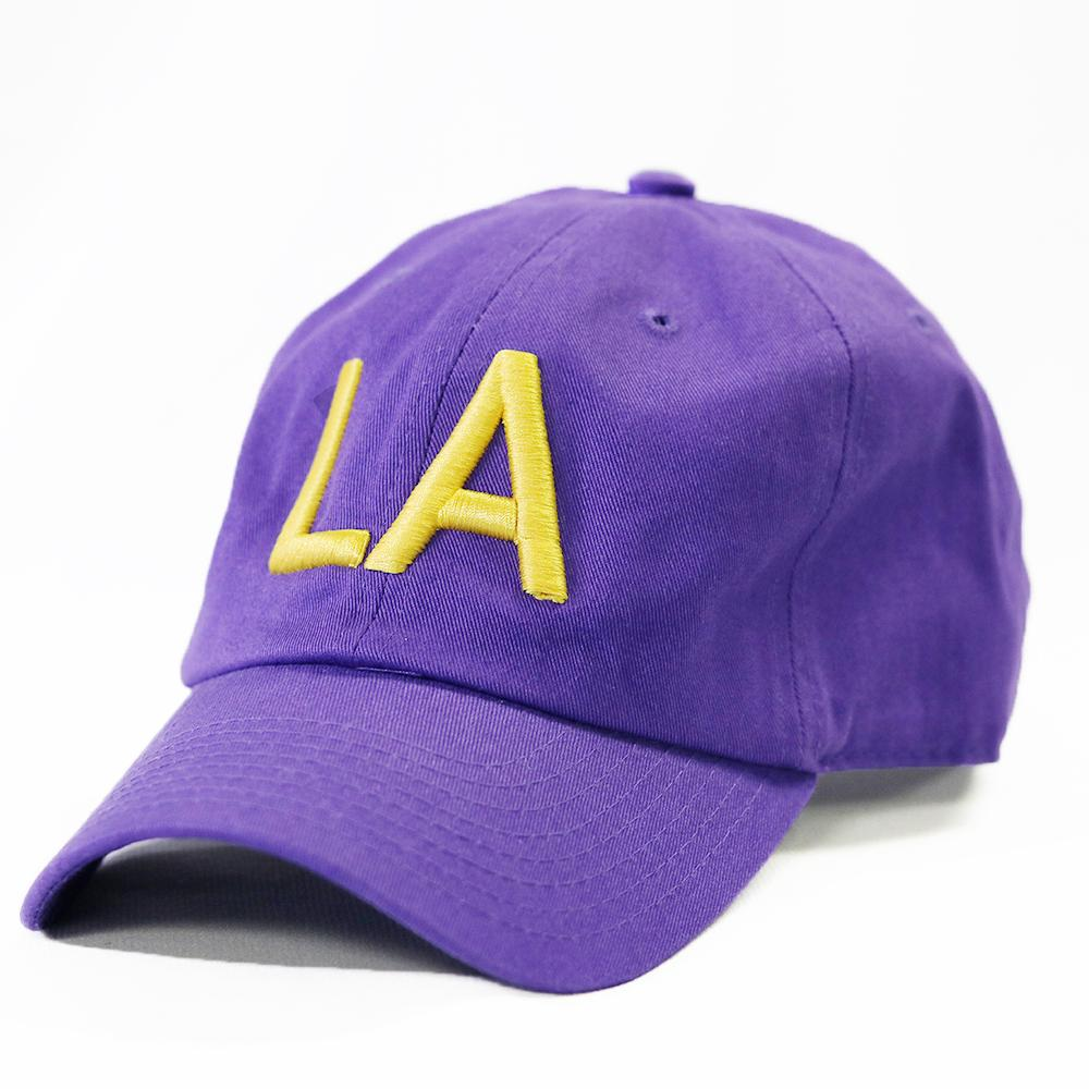Louisiana LA Hat