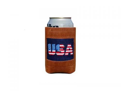 Patriotic USA Can Cooler