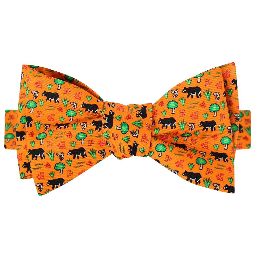 Black Bear Citrus Orange