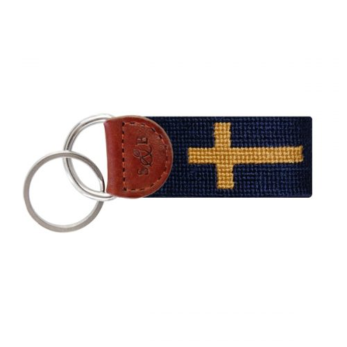 Smathers & Branson Cross Key Fob