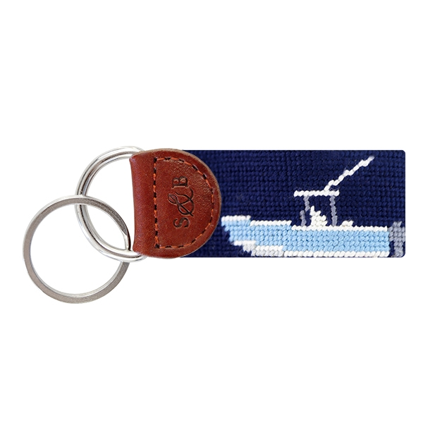 Smathers & Branson Power Boat Key Fob