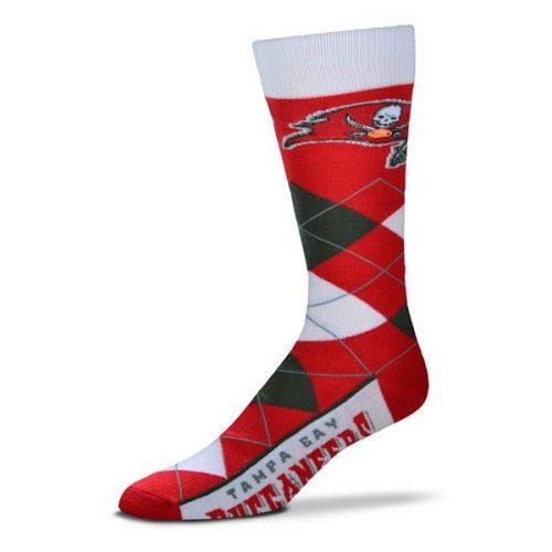 Tampa Bay Buccaneers Argyle Socks