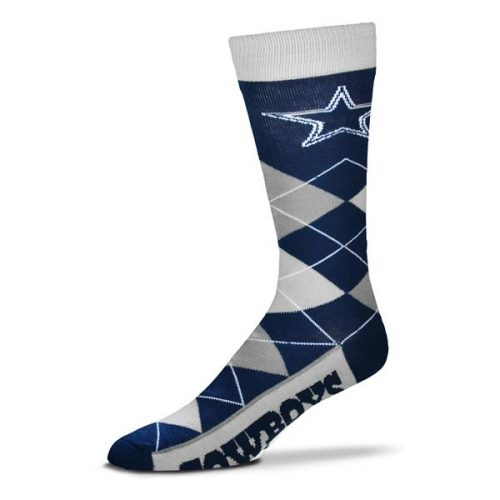 Dallas Cowboys Argyle Socks