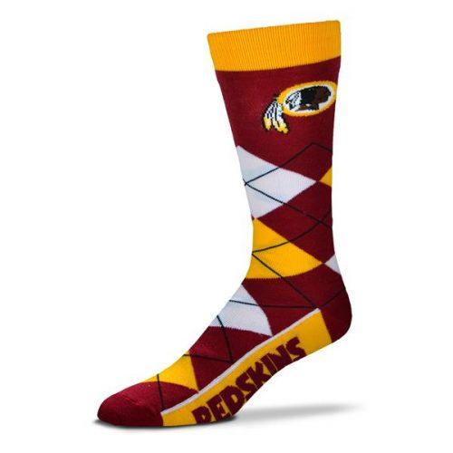 Washington Redskins Argyle Socks