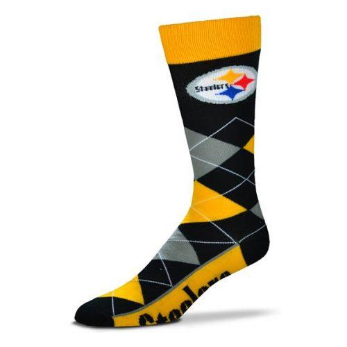 Pittsburgh Steelers Argyle Socks