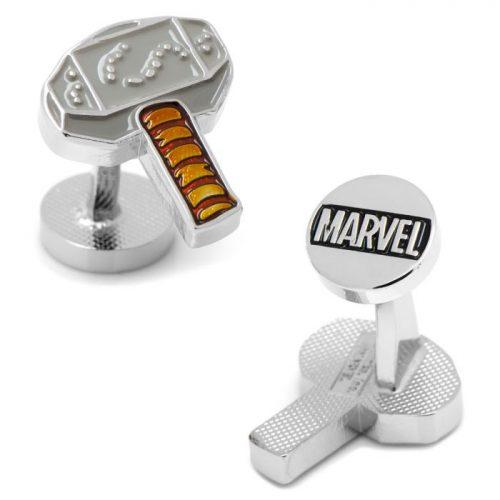 Thor Hammer Cufflinks