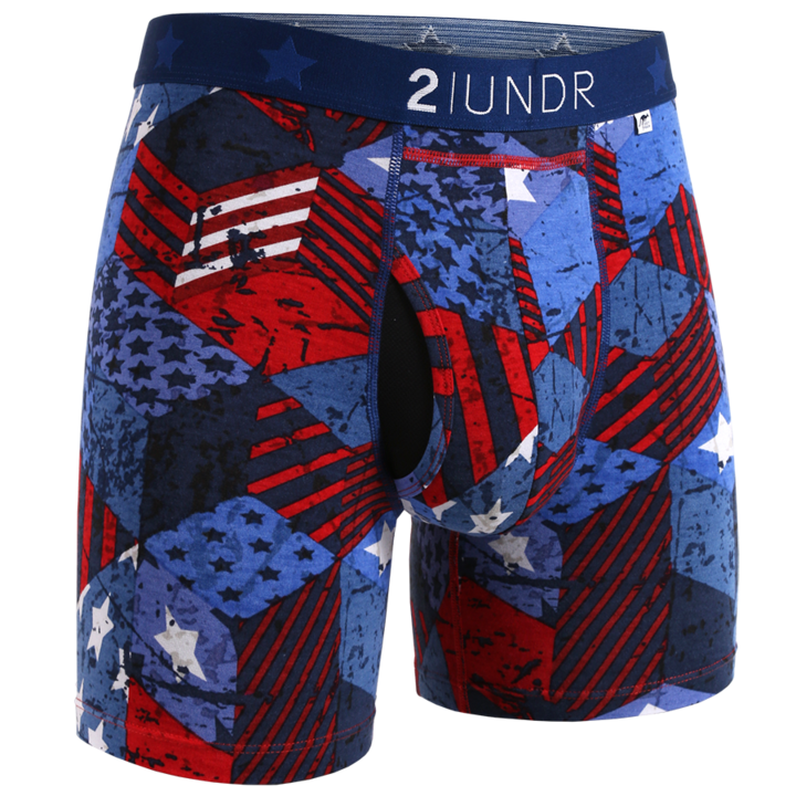 Swing Shift Boxer Brief Freedom