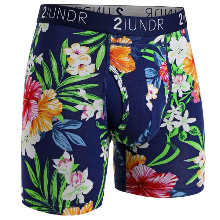 Swing Shift Boxer Brief Tahiti