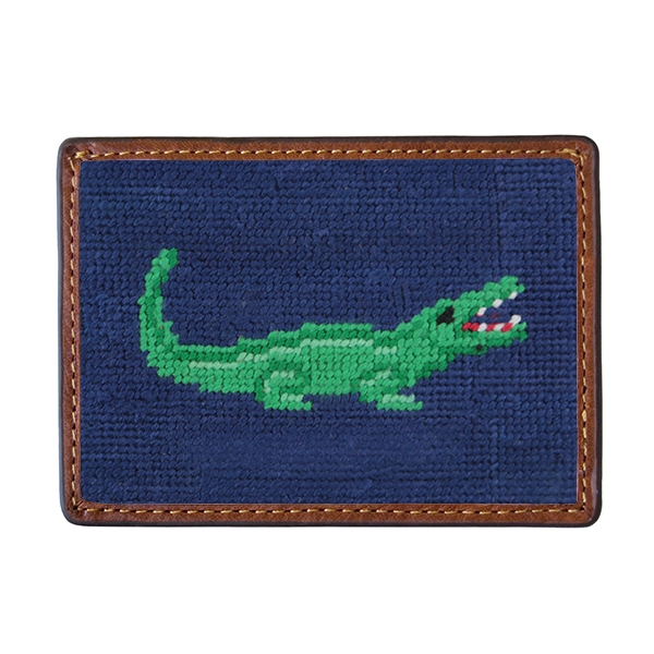 Alligator Card Waller