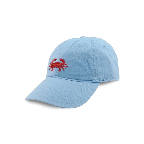 Coral Crab Hat