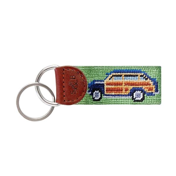 Woody Key Fobs